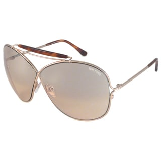 Tom Ford Women's TF0200 Catherine Oversize Sunglasses