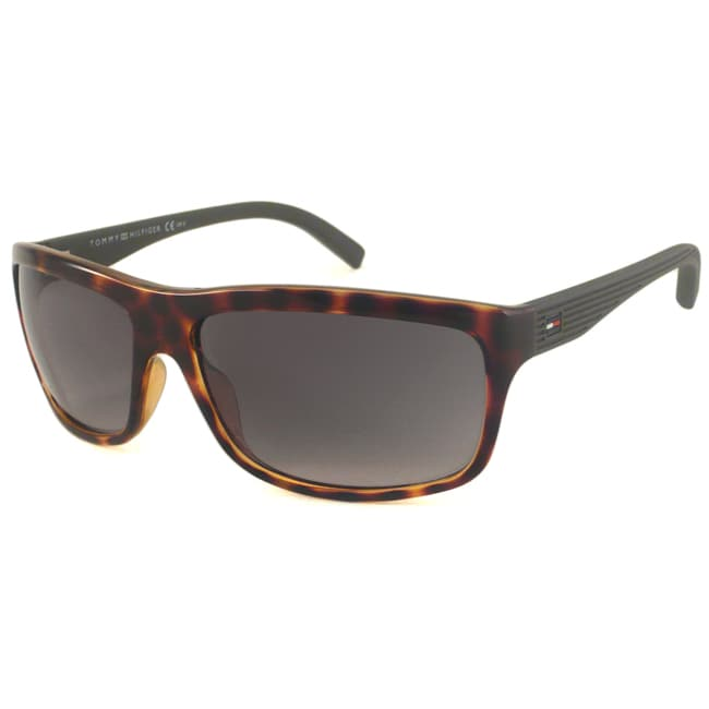 Tommy Hilfiger Men's TH1081 Rectangular Sunglasses