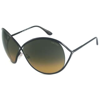 Tom Ford Women's TF0131 Lilliana Oversize Sunglasses
