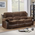 Coleford Coffee Double Reclining Sofa