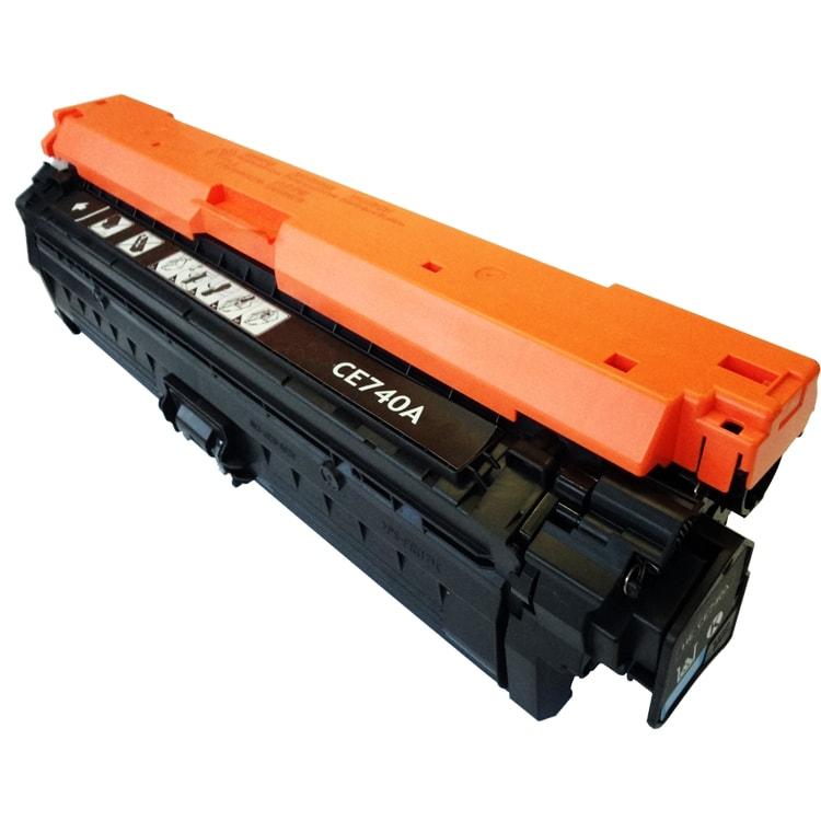 HP Laser Jet CE740A Compatible Black Toner Cartridge