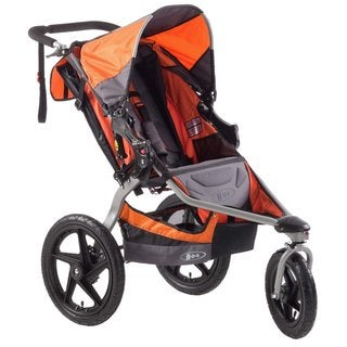 BOB Revolution SE Stroller in Orange