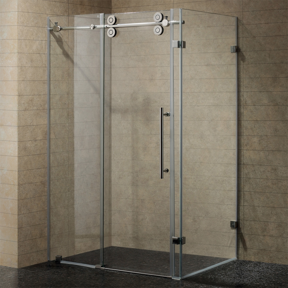 Glass Shower Kits Overstock Shopping The Best Prices