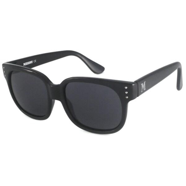 Missoni Women's MI581 Rectangular Sunglasses