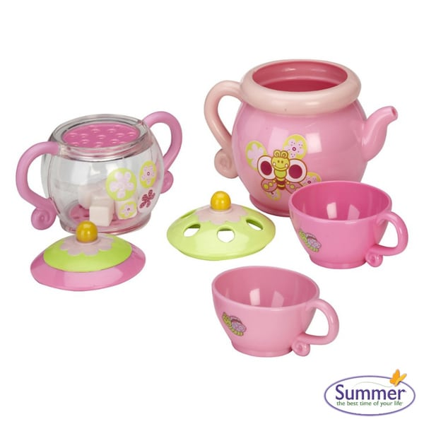 Summer Infant Tub Time Tea Party Set