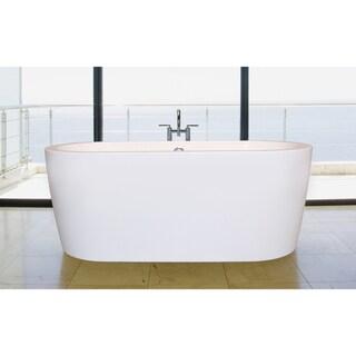Aquatica Purescape 014 Freestanding Acrylic Bathtub