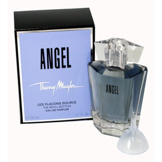 Thierry Mugler 'Angel' Women's 1.7-ounce Eau de Parfum Splash (Refillable)
