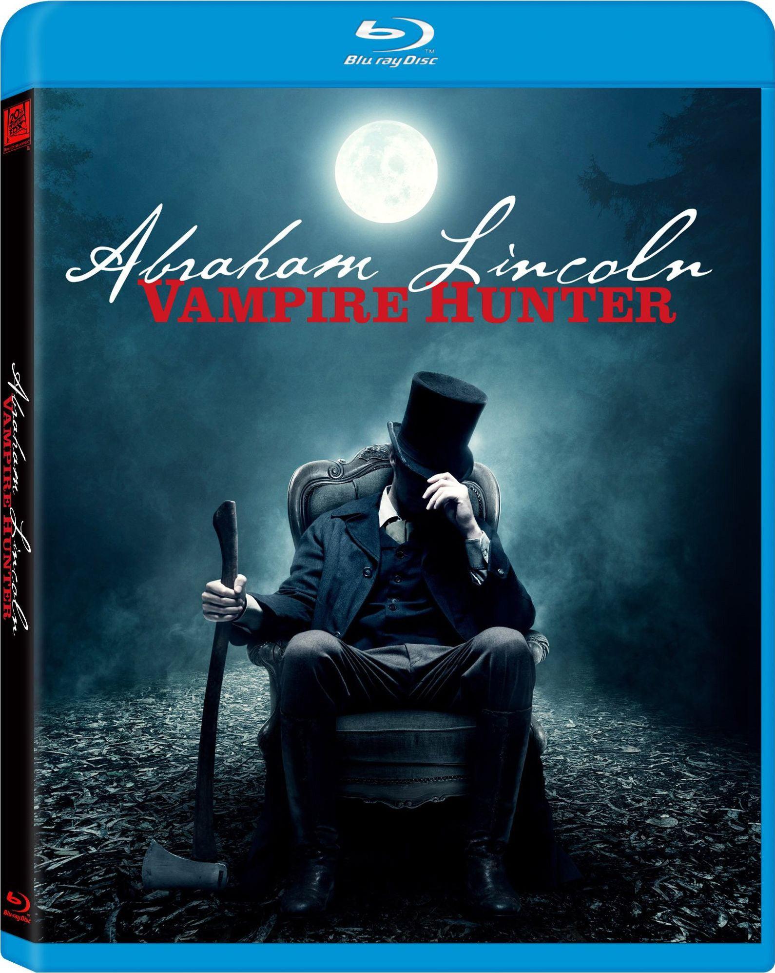 Abraham Lincoln: Vampire Hunter (Blu-ray Disc)