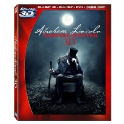 Abraham Lincoln: Vampire Hunter (Blu-ray/DVD)