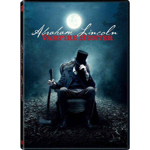 Abraham Lincoln: Vampire Hunter (DVD)