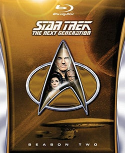Star Trek: The Next Generation Season 2 (Blu-ray Disc)