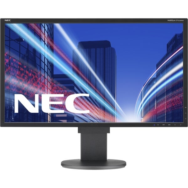 "NEC Display MultiSync EA224WMi 22"" LED LCD Monitor - 16:9 - 14 ms"