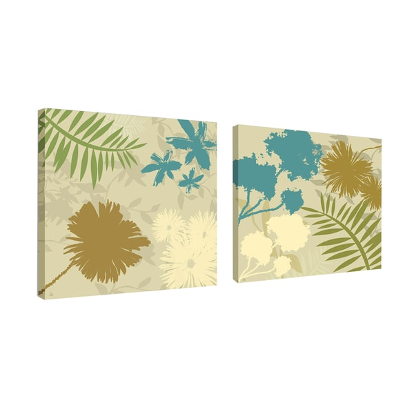 Ankan 'Forest Set' Canvas Art Set