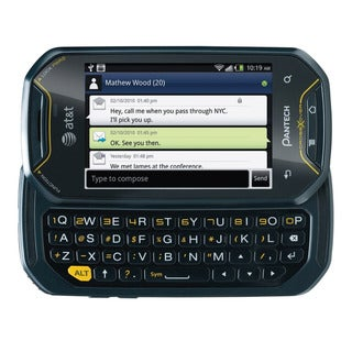 Pantech Crossover P8000 GSM Unlocked Android Cell Phone