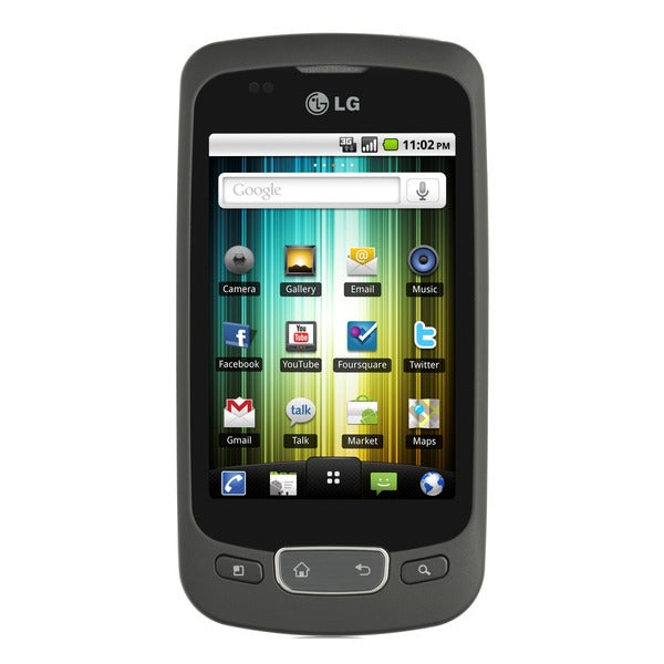 LG Optimus One GSM Unlocked Android Cell Phone