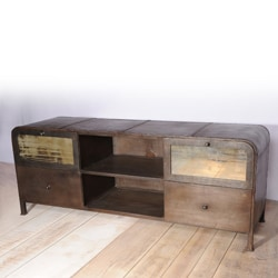 Puri 4-Drawer TV Cabinet (India)