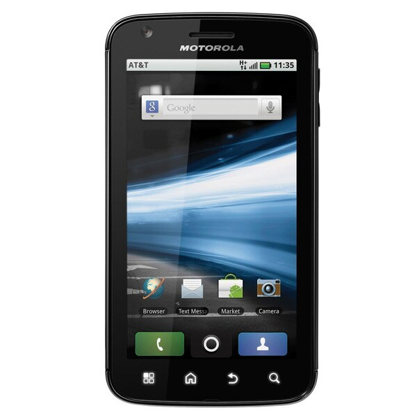 Motorola Atrix 4G MB860 GSM Unlocked Android Cell Phone