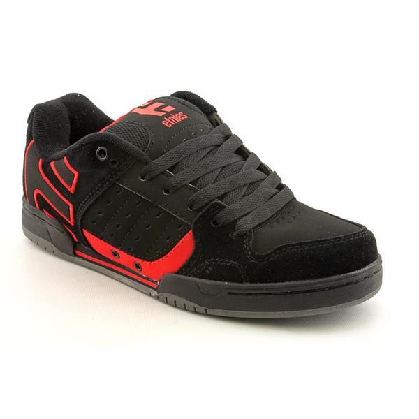 Etnies Boy's 'Piston' Regular Suede Athletic Shoe (Size 6.5)