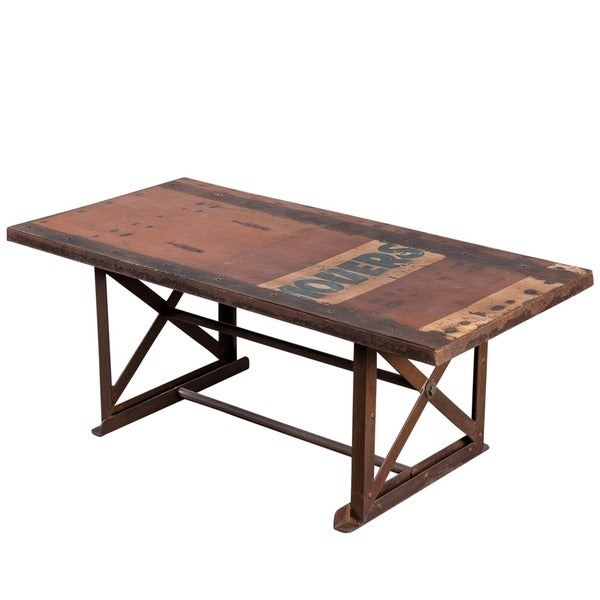 Freight Truck Coffee Table (India)