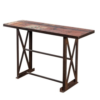 Freight Truck Console Table (India)