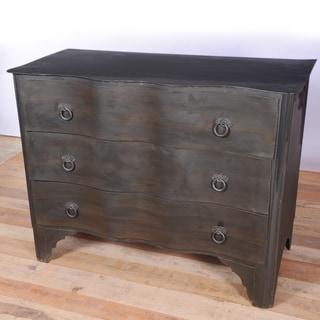 Kanha Wave Three-Drawer Dresser (India)