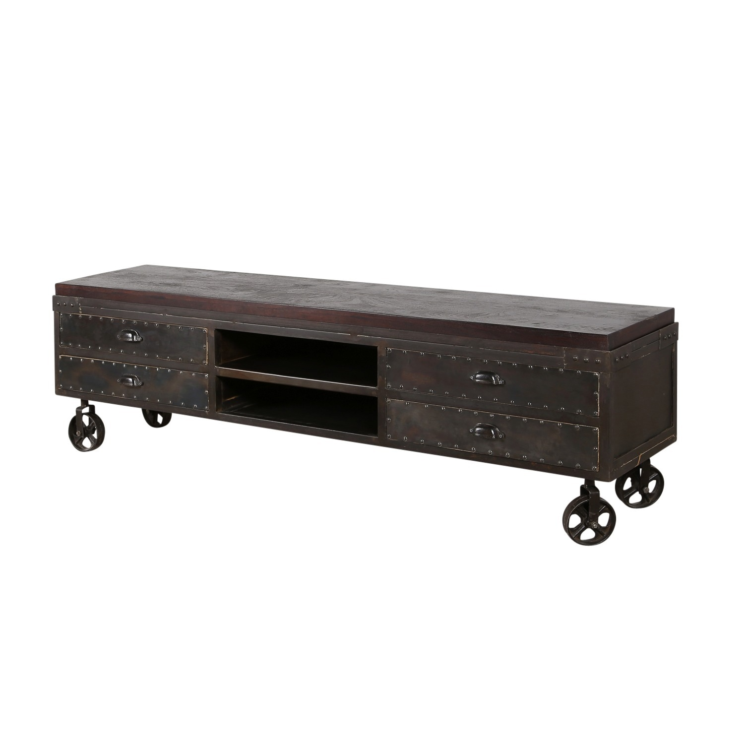 Kanyakumari Iron and Wood TV Center (India) at Sears.com