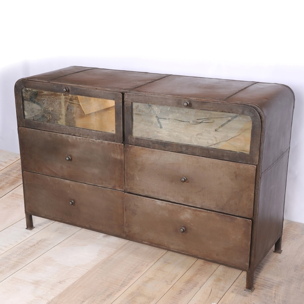 Puri Six-Drawer Dresser (India)