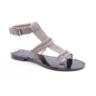 Modern Vintage Women's 'Ingrid' Leather Sandals (Size 8)