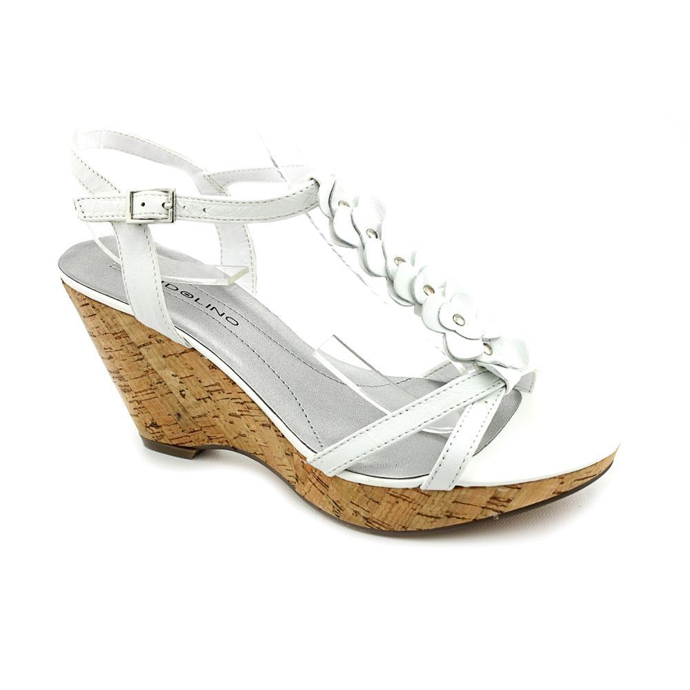 Bandolino Women's 'Ninette' Leather Sandals