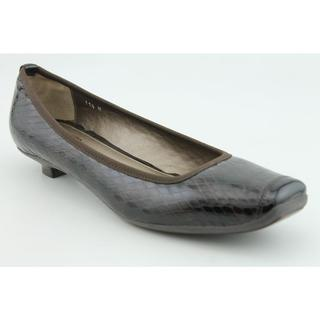 Sesto Meucci Women's 'Linek' Faux Snakeskin Casual Shoes (Size 11.5)