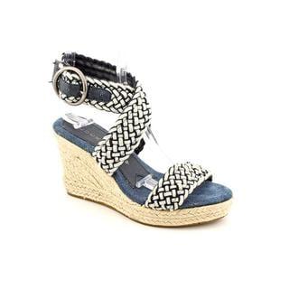 Lucky Brand Women's 'Tabitha' Basic Textile Sandals (Size 10)