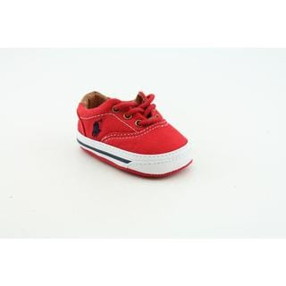 Ralph Lauren Layette Boy's 'Vaughn' Canvas Casual Shoes