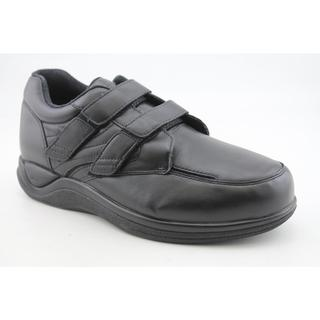 pw minor men's 'relax strap' leather casual shoes narrow