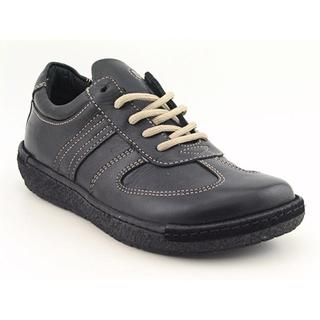Footprints Boy's 'Buffalo' Leather Casual Shoes (Size 5.5)