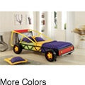 Sporty Car Twin Size Bed