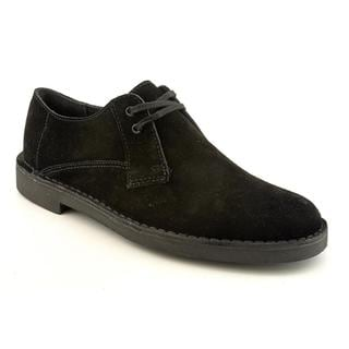 Clarks Market Men's 'Bushacre Lo' Regular Suede Casual Shoes