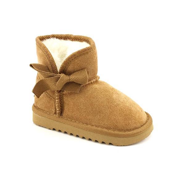 Ukala Girl's 'Memphis Mini Kids' Regular Suede Boots