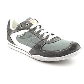 Calvin Klein Jeans Men's 'Mateo' Regular Suede Casual Shoes