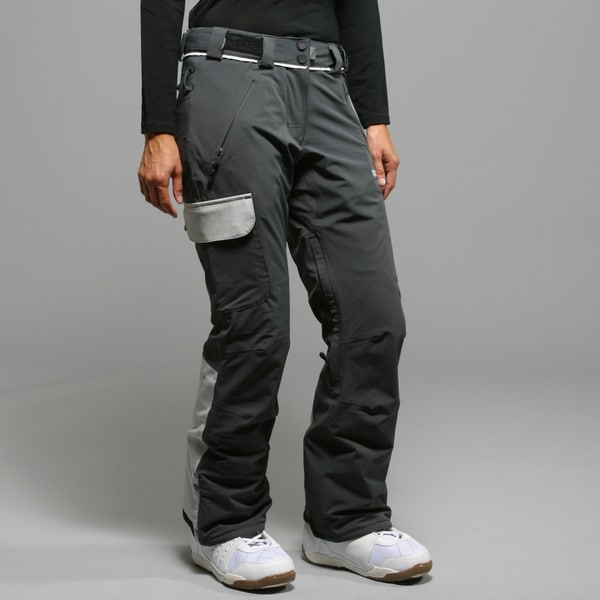 Rip Curl Women's 'Ultimate' Black Ski Pants