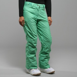 Rip Curl Women's 'S Dancing Queen' Ming Green Ski Pants