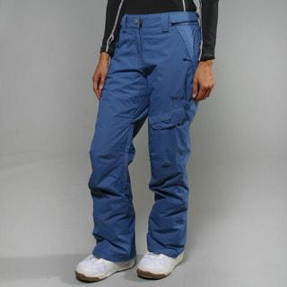 Rip Curl Women's Calypo Dutch Blue Ski Pants