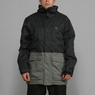 Rip Curl Men's 'Victor' Moonless Black Ski Jacket