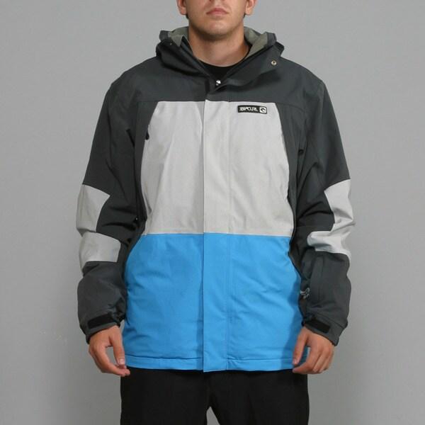 Rip Curl Men's 'Vice' Black Ski Jacket