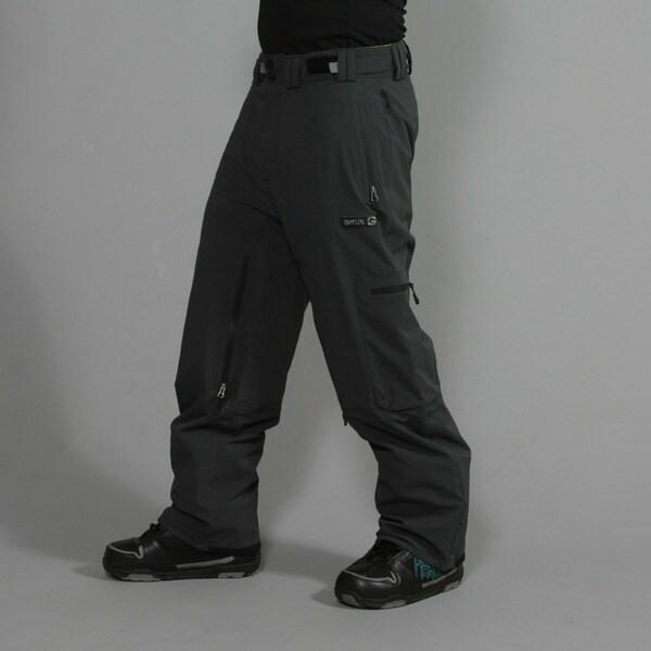 Rip Curl Men's 'Ultimate' Black Ski Pants
