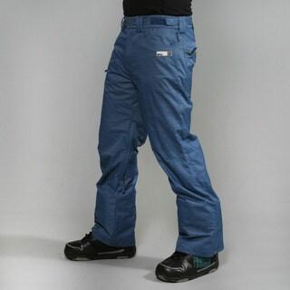 Rip Curl Men's 'Tune In BL' Insignia Blue Ski Pants