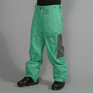 Rip Curl Men's 'Reprise' Ming Green Ski Pants