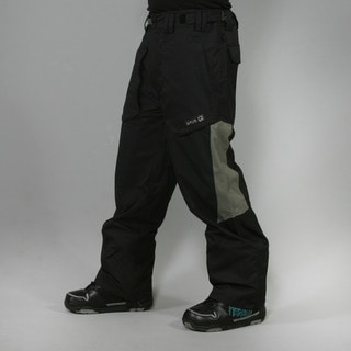 Rip Curl Men's 'Reprise' Black Ski Pants