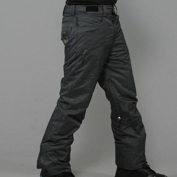 Rip Curl Men's 'Reflux' Black Ski Pants