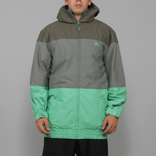 Rip Curl Men's 'Nils' Ming Green Ski Jacket
