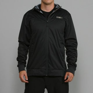 Rip Curl Men's 'Kadochrome' Black Soft Shell Ski Jacket